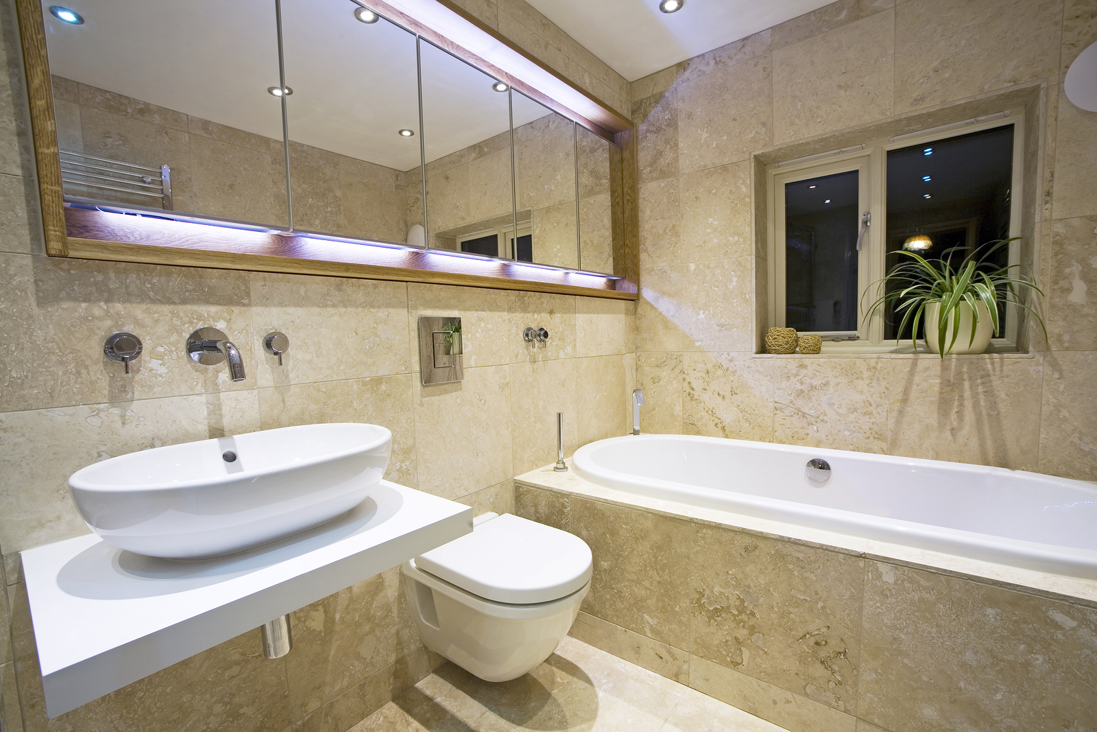 Modern Bathroom 2